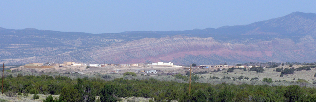 About The Zia Pueblo In Nm